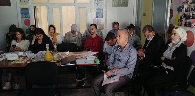 «Reportages responsables sur les violences faites  aux femmes au Maroc»: un sujet de débat des journalistes  et correspondants de Presse à El Hajeb