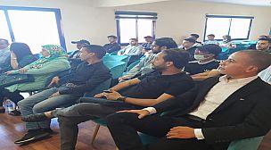 مراكش : انتخاب المهدي زندول رئيس جمعية التجمع الوطني للمقاولين الشباب.
