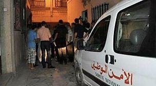 عاجل : جريمة قتل بشعة تهز اولاد تايمة