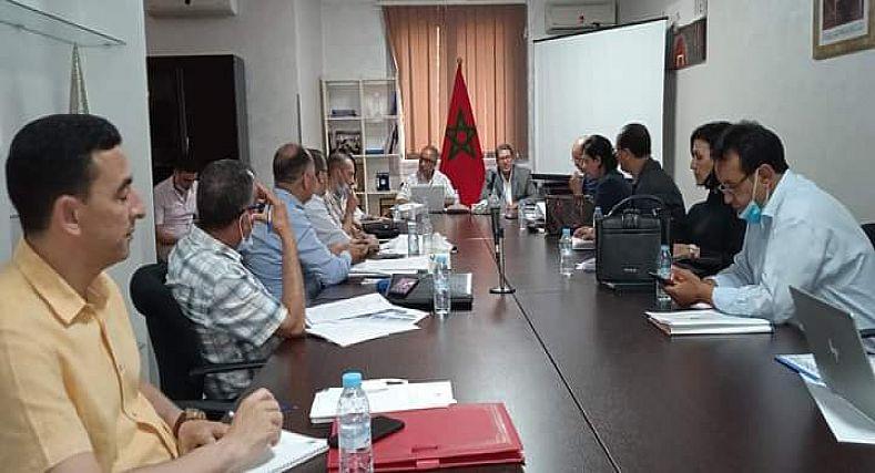 التصميم الجهوي لاعداد التراب لجهة مراكش اسفي تحت مجهر اللجنة الجهوية لحقوق الانسان.