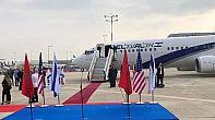 انطلاق أول رحلة تجارية بين إسرائيل والمغرب.