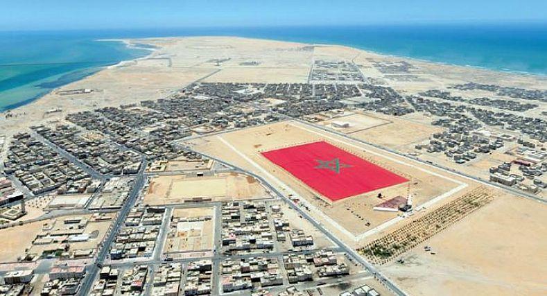 """"""" الدق تم """" الجزائر عاوتاني """" غادى تكعى """" … المغرب يعلن الشروع في بناء """"المشروع الضخم"""" ميناء الداخلة الأطلسي."""