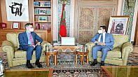 بوريطة يستقبل مبعوث واشنطن وملف الصحراء المغربية على الطاولة