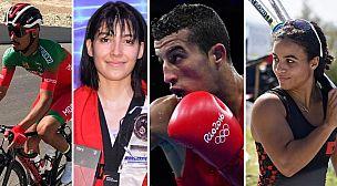 هذه نتائج مشاركة المغرب في اولمبياد طوكيو  الى حد الآن