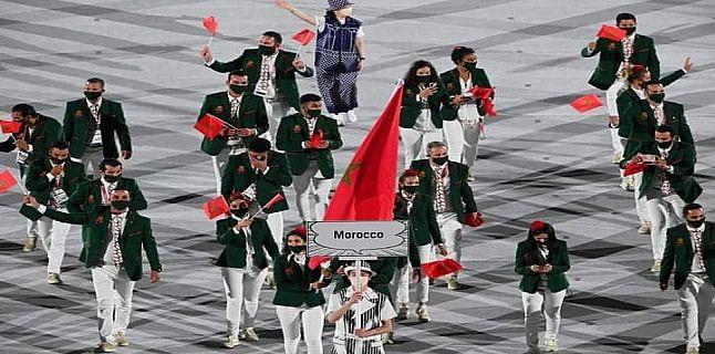 رياضيون مغاربة يخيبون آمال الشعب المغربي بأولمبياد طوكيو.