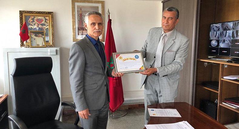 """ممثل مؤسسة محمد السادس من أجل السلام والتسامح بدولة مالي يلتقي """"القنصل العام للمملكة المغربية ببوردو فرنسا"""