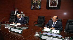 RABAT:  Signature d'une Convention de Partenariat entre le Département de l'Environnement et le Centre National de l'Energie, des Sciences et des Techniques Nucléaires (CNESTEN)