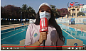 إنزكان تحتفي بأبطالها المتوجين رفقة المنتخب الوطني المغربي للترياثلون + فيديو