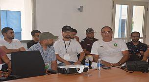 """منطقة أمتار الساحلية تنجح في تنظيم مهرجان رياضي كبير بحضور الإطار الوطني """"بادو الزاكي"""" و شخصيات أخرى وازنة في المجال الرياضي"""