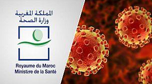كورونا المغرب الحصيلة الإجمالية وعدد المستفيدين من التلقيح