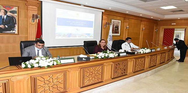 مجلس جهة طنجة-تطوان-الحسيمة يقدم حصيلة ولايته الانتدابية 2015-2021