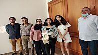 2ème édition du concours International de la Jeunesse  «THE WATER WE WANT 2021»:  Marrakech Remporte le premier prix pour la catégorie  DRAWINGS 13-18 yearsold et une mention spéciale du Jury  Pour un second dessin de la même catégorie.