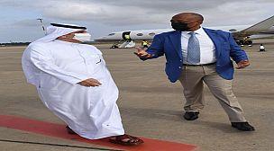 رئيس الكاف بالرباط لحضور نهائي البطولة العربية