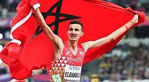 سفيان البقالي يرفع راية المغرب عاليا ويهدي المغاربة ذهبية في اولمبياد طوكيو