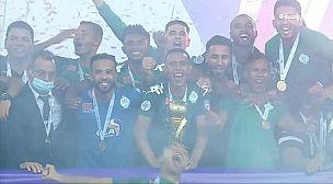 الرجاء بطلا لكأس محمد السادس في مباراة هتشكوكية