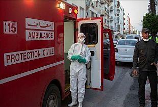 مسؤول : المغرب سيسجل 25 ألف إصابة بكورونا و 200 وفاة يوميا.