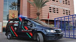أمن مراكش يضع حد لنشاط تاجر مخدرات.