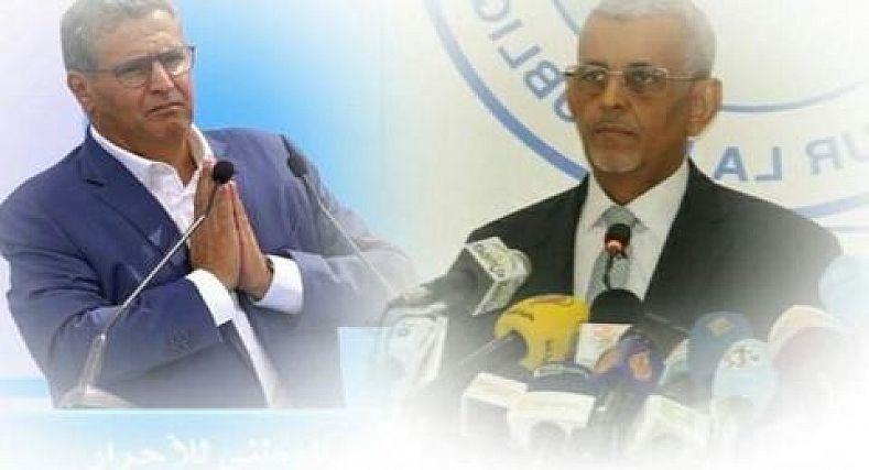 هذه رسالة رئيس الحزب الحاكم في موريتانيا إلى عزيز أخنوش