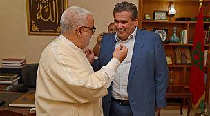 """ابن كيران يقول:"""" أخنوش لا يصلح رئيسا للحكومة"""".. وزعيم التجمعيين يرد"""