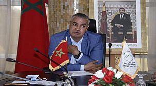 انتخاب أهنين رئيسا للمجلس الإقليمي لبني ملال