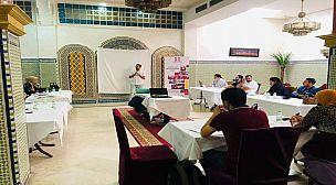 المحمدية : تنظيم لقاء تكويني لفائدة الصحفيين الشباب من طرف المدرسة المواطنة للدراسات السياسية.