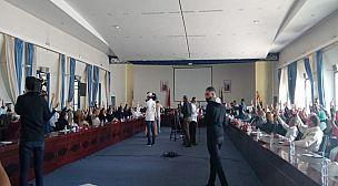 جهة سوس ماسة …انتخاب اشنكلي رئيسا للمجلس هذه تشكيلة المكتب