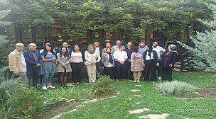 L'AMEPN a organisé la première rencontre Scientifique  Nationale sous le thème:  «Rôle des Parcs Nationaux dans la Promotion  de l'écotourisme et le développement rural durable ».