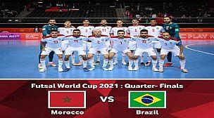 المستوى الجيد للفريق الوطني لكرة القدم داخل القاعة خلال منافسات كأس العالم ليتوانيا ، دافعة أساسية للاهتمام بهذه الرياضة