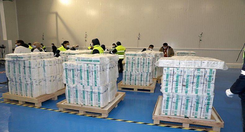 المغرب يتوصل بـ 4 ملايين جرعة من لقاح سينوفارم..