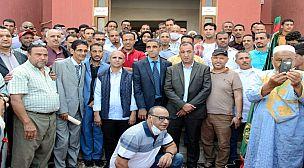 """انتخاب السيد """"عبدالعزيز البهجة"""" رئيسا لجماعة أولادبرحيل+صور"""