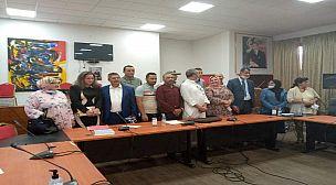 انتخاب محمد لعسل رئيسا للمجلس الجماعي لمدينة مشرع بلقصيري