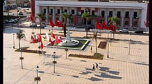 الحمامة ترفرف في الانتخابات المجلس الاقليمي بالقنيطرة