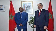 آفاق الشراكة في قطاع المعادن محور مباحثات السيد رباح مع نظيره السوداني