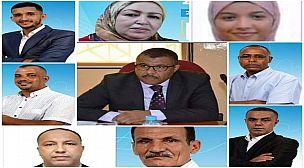 انتخاب التجمعي عبد الصمد الزمزمي رىيسا لجماعة بوقنادل
