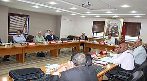 كريم أشنكلي يترأس أول اجتماع لمكتب مجلس جهة سوس ماسة
