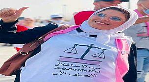 القيادية الاستقلالية فاطمة العزري تكدب خبر انسحاب فريقها من اغلبية البوعناني رئيس المجلس الجماعي للقنيطرة