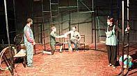 قراءة عابرة للمسرحية الأمازيغية «أودْم كْ تِسِّيتْ = «الوجه في المرآة» للمبدع المسرحي محمد حنصال