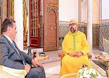 عـــاجـل.. الملك محمد السادس يستقبل أخنوش ويعينه رئيسا للحكومة.
