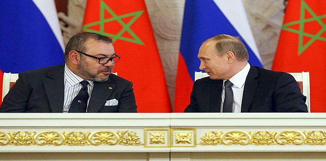 المغرب وروسيا يوضحان بشأن وجود أزمة صامتة وموسكو وهذا موقف روسيا من ملف الصحراء المغربية