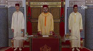 الملك محمد السادس: توفير اللقاح بالمجان للمواطنين كلفنا الملايير وتحسن الاقتصاد يبعث على التفاؤل