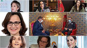 بروفايلات وزيرات حكومة أخنوش…سبع وزيرات ضمن التشكيلة