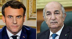 """الجزائر تستدعي سفيرها لدى فرنسا """"للتشاور"""" وتعرب عن رفضها """"أي تدخل في شؤونها الداخلية"""""""