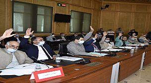 أعضاء مجلس جهة الشرق يصادقون بالاغلبية المطلقة على مشروع النظام الداخلي للمجلس