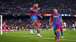 برشلونة يعود لسكة الانتصارات
