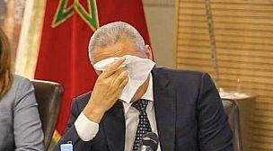 دموع الوزير