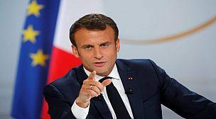 """ماكرون يصف اتهامات رئيس الوزراء المالي ضد بلاده من منبر الأمم المتحدة بـ""""المخزية"""""""