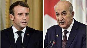 ماكرون ينسف فبركة الذاكرة التاريخية من طرف النظام الجزائري