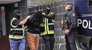 إسبانيا.. إعتقال 5 جزائريين كانوا يستعدون للقيام بعملية إرهابية
