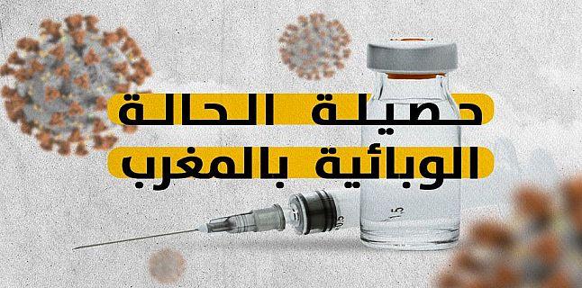 كورونا المغرب.. الحصيلة الإجمالية وعدد المستفيدين من التلقيح