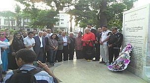 بيضاويون من الداخل و الخارج يترحمون على ضحايا 16 ماي و يعلنون تأسيس المجلس الجهوي للمجتمع المدني بالجهة